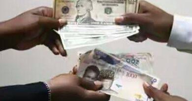 Dollars and Naira Exchange