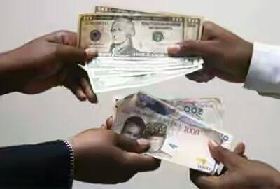 Dollars and Naira Exchange