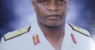 Navy Chief Zubairu Gambo