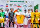 Kwara United Unveils New Jerseys, Tips Club for Continental Ticket