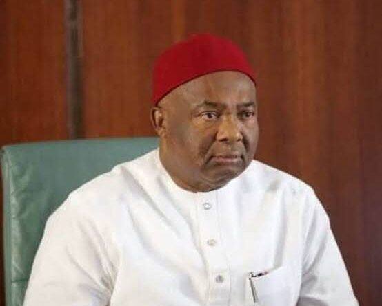 Gov. Uzodinma of Imo State