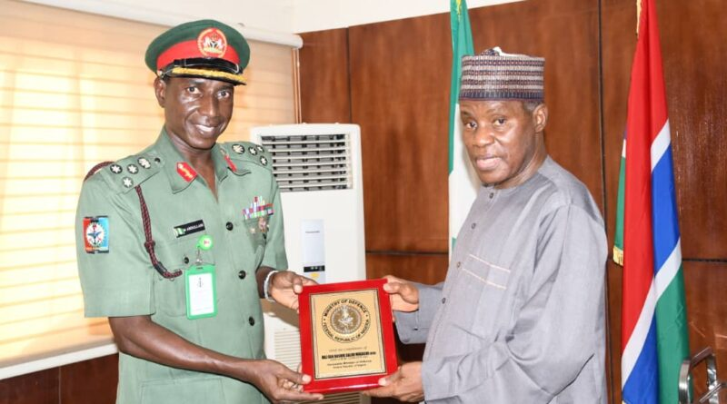 Magashi Assures Defence Ministry's Support for Sahel Military Games
