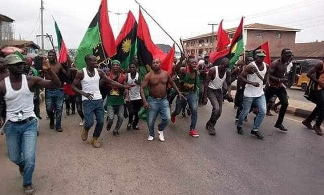IPOB Agitators