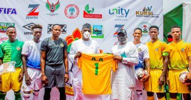 Cheers as Super Eagles Invites Three Kwara United Players